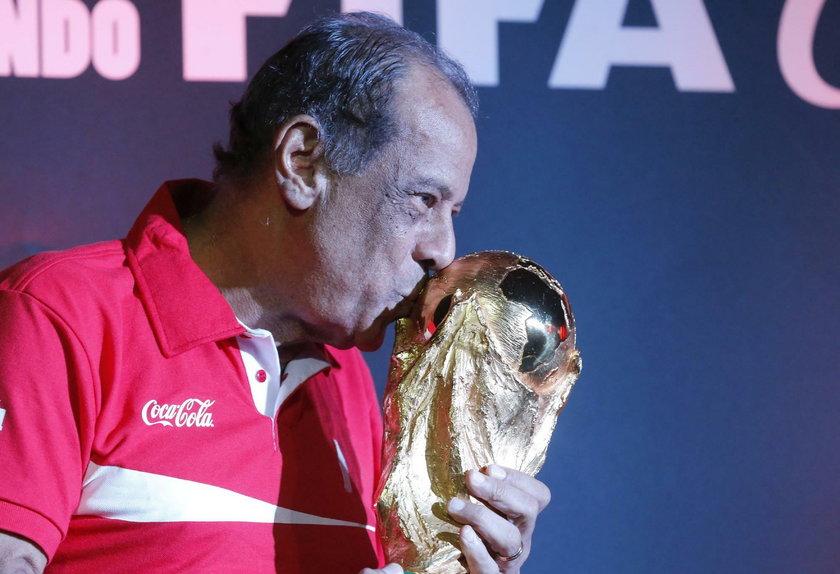 Nie żyje mistrz świata z reprezentacją Brazylii