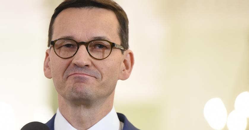 Premier Mateusz Morawiecki może być dumny