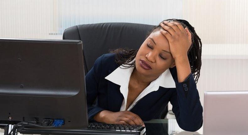 Hormonal imbalance signs(Pinterest)