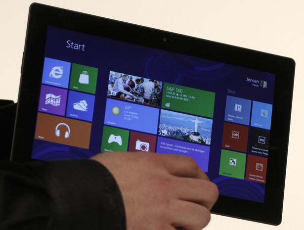 Premiera Microsoft Surface