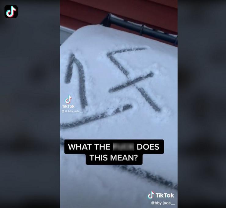 Poruka u snegu