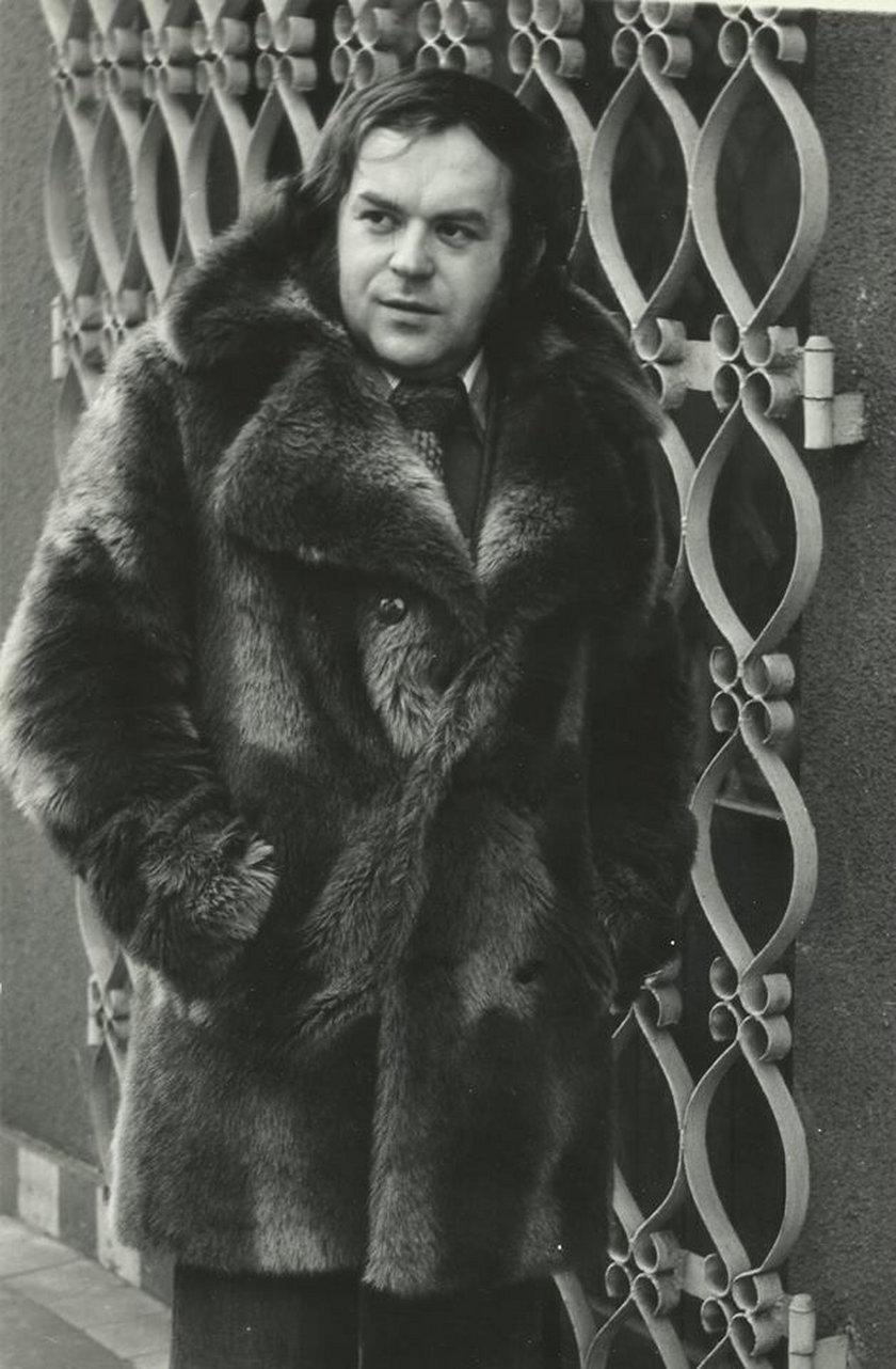 Janusz Kondratowicz w latach '70