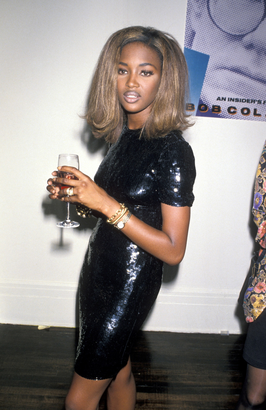 Naomi Campbell fot. Ron Galella, Ltd. / Contributor/ GettyImages