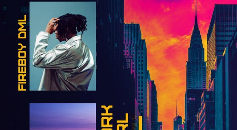 Fireboy releases new video for, 'New York City Girl'