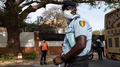 Non port du masque : 1173 verbalisations, 2 millions FCFA d'amendes récoltés en 48h