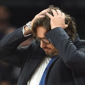 """ZAMIŠLJENI ANDREA TRINKIJERI """"Na utakmici u kojoj je svaki posed bitan..."""", Italijan nije puno govorio u Istanbulu /VIDEO/"""