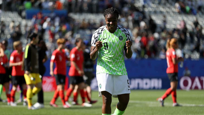 Nigeria are now the first African side to win a game at the 2019 FIFA Women's World Cup  (Getty Images)