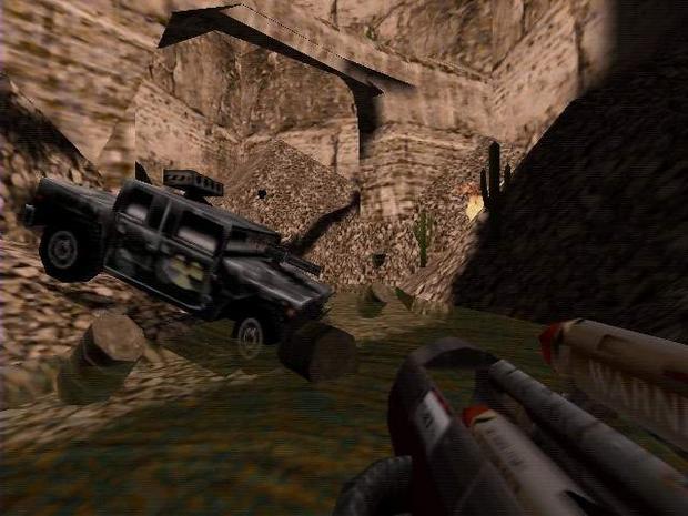 Duke Nukem Forever - pierwszy screen, pokazany przez twórców