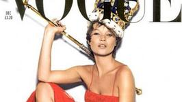 """Kate Moss na jednej z """"10 najlepszych okładek"""" stulecia!"""