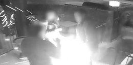 Eksplozja e-papierosa w kieszeni palacza. Ciężkie oparzenia