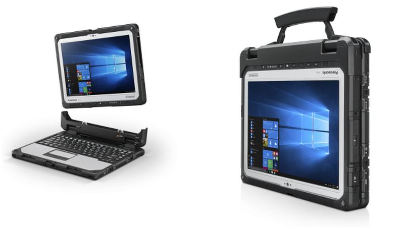 Panasonic Toughbook CF-33: wytrzymały laptop