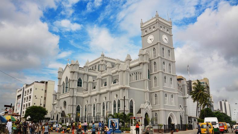 Cathedral Church of Christ, Marina, Lagos [Ariyo Olasunkanmi]