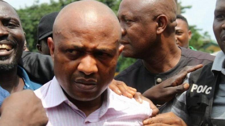 Suspected billionaire kidnapper, Chukwudumeme Onwuamadike, popularly known as Evans