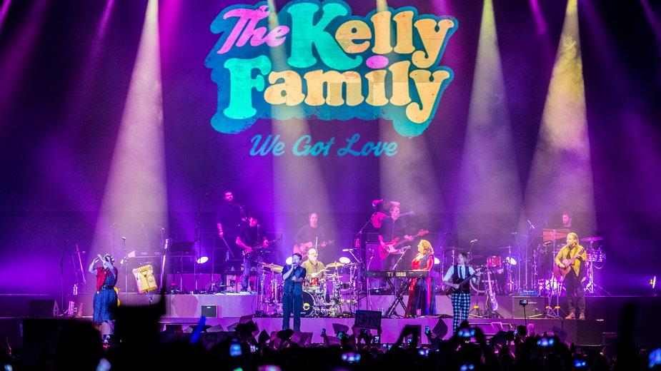 The Kelly Family w Tauron Arena Kraków