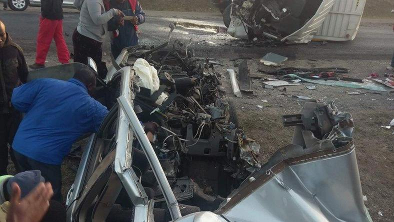 Image result for road accident naivasha