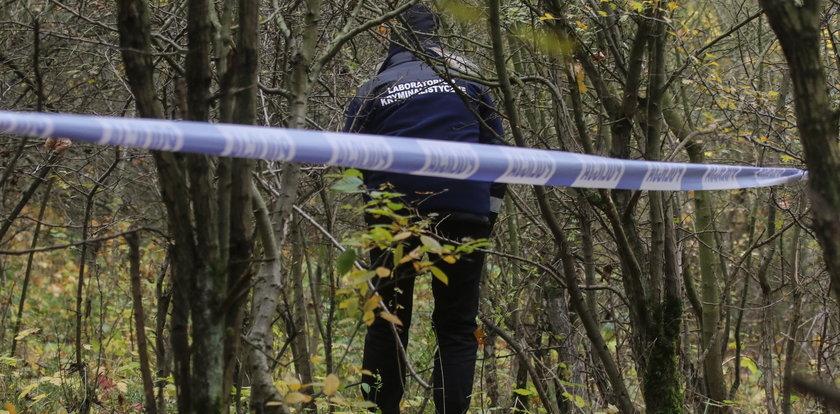 Makabryczne odkrycie w Lesie Kabackim w Warszawie. To zaginiona 23-latka