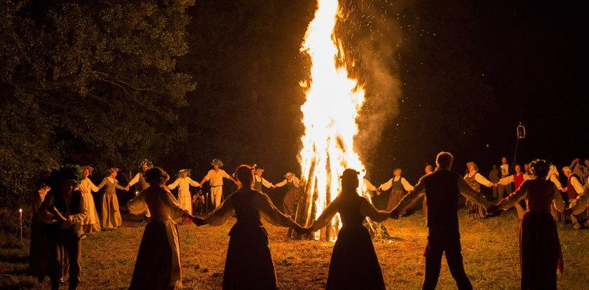 Noc Kupały. Kiedy ją obchodzimy? Jakie tradycje związane są ze świętem?