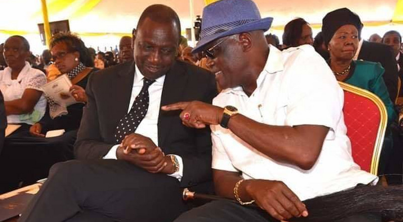 Ruto is not alone - Johnson Muthama defends DP's 'deep state' remarks