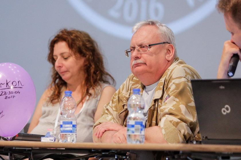 Andrzej Sapkowski (68 l.)