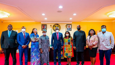 Lagos state government sets up N1 billion film fund, inaugurates committee