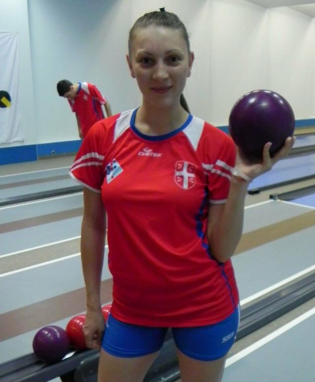 Livia Santo, kuglašica KKPionir Subotica