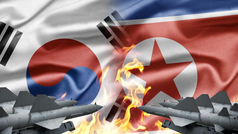 Strzały na granicy koreańskiej