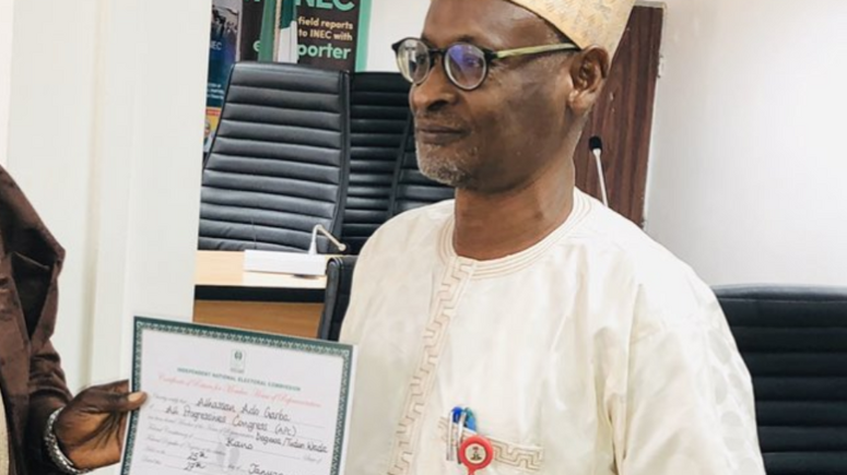 Nigeria: INEC Commissioner resigns while 5 others retire - Tatahfonewsarena