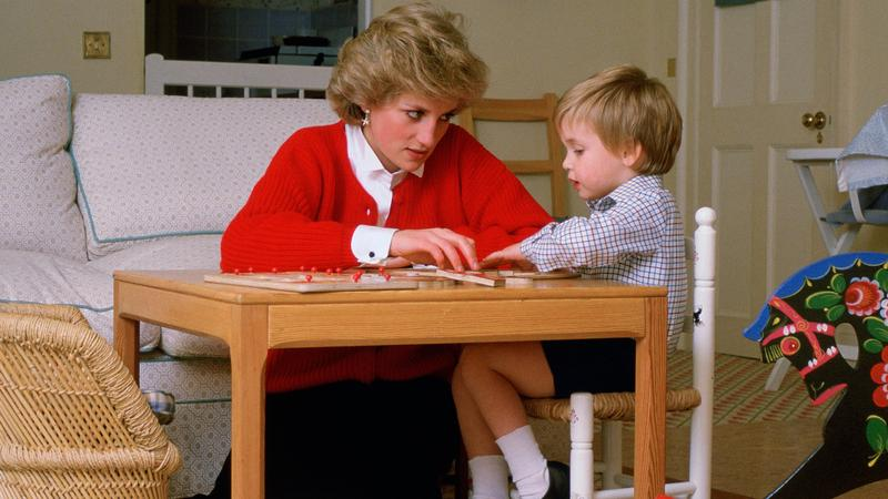 """""""Diana, Our Mother: Her Life and Legacy"""" - kadr z filmu (fot. HBO)"""