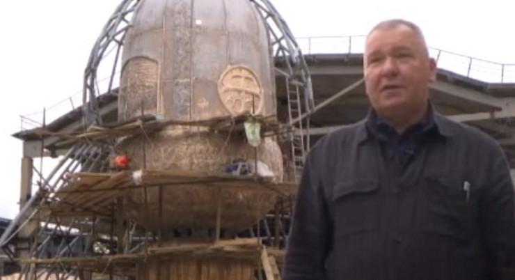 vajar Rukavišnjikov Aleksandar spomenik Stefan Nemanja