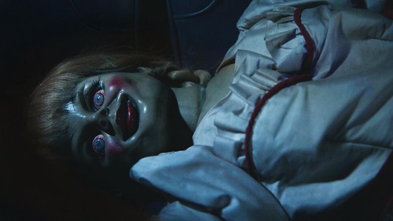 Lalka Annabelle - kadr z filmu