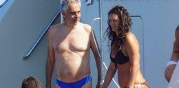 Andrea Bocelli ze swojąpiękną żoną. Tak odpoczywają
