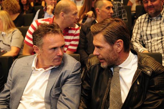 Branko Brnović i Zvonimir Boban