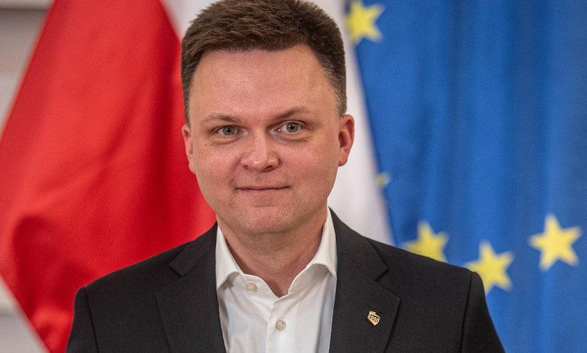 KONFERENCJA POLSKA 2050 W SEJMIE W WARSZAWIE