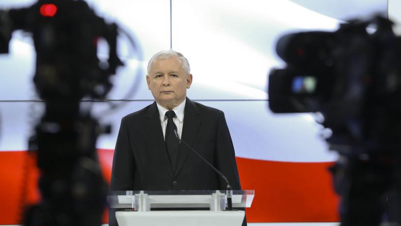 """Kaczyński wzywa do zmiany prezydenta. """"Ten będzie hamulcowym"""""""