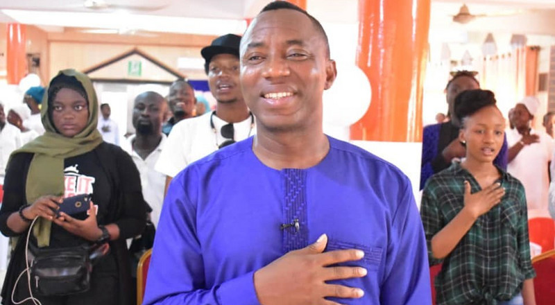 Court grants Sowore N100m bail after 2 months in DSS custody