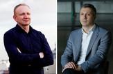 Dragan Đilas i Boško Obradovic foto RAS V Lalic i Z Loncarevic