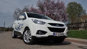 Hyundai ix35 Fuel Cell: tanie paliwo w seryjnym SUV-ie