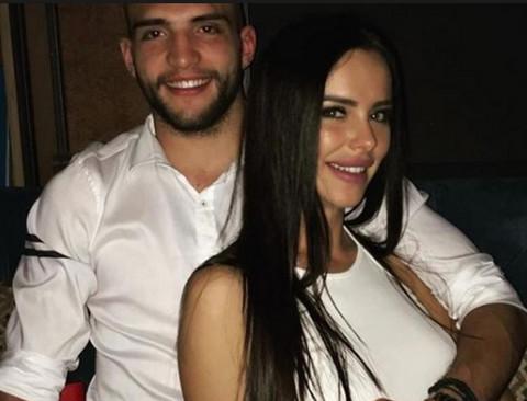 Veljko Ražnatović posetio rodno mesto svoje verenice: Skinuo majicu, pa uradio ovo nasred livade!