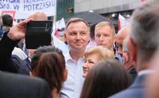 Duda: Wspieram ideę Pawła Kukiza, aby wprowadzić w Polsce sędziów pokoju