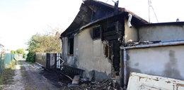 Tragiczny pożar w Kurowie. Nie żyją dwie osoby