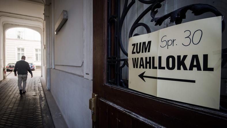 W Austrii trwają wybory parlamentarne
