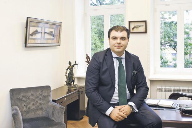 Marcin Muśnicki, adwokat, ekspert prawa rodzinnego i karnego