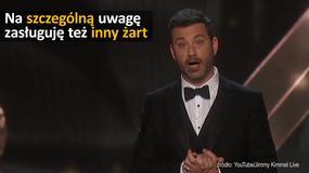 Emmy 2016: żarty Jimmy'ego Kimmela na gali wręczenia nagród