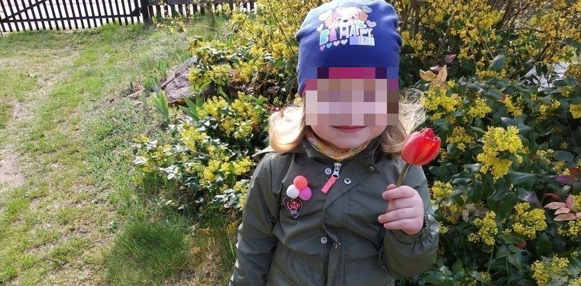 4-letnia Julia nie żyje. Nie udało się jej uratować...