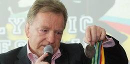 W obronie zapasów Supron oddał medal olimpijski
