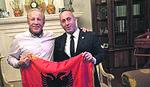 RIVALI, SAVETNICI, MECENA I PROTEŽE Turbulentan odnos Ramuša Haradinaja i Bedžeta Pacolija od devedesetih do danas