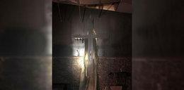Ogień strawił budynek kościoła, one zostały nietknięte. Czy to cud?