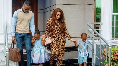 I respect Zari so much & feel privileged to have kids with her- Diamond Platnumz