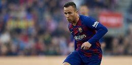 Piłkarz Barcelony prowadził po alkoholu. Jazdęzakończył na latarni
