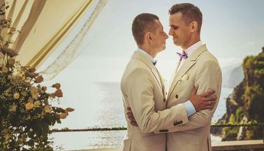 ślub Gejów